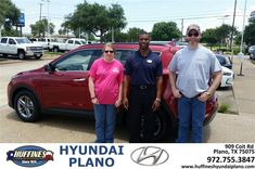 Happy Anniversary to Patricia on your #Hyundai #Santa Fe Sport from Frank White at Huffines Hyundai Plano!  https://deliverymaxx.com/DealerReviews.aspx?DealerCode=H057  #Anniversary #HuffinesHyundaiPlano