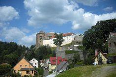 Bečov, hrad
