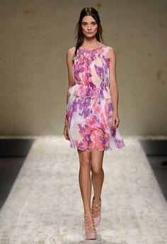 Bougainvillea - Blugirl Spring Summer 2013 Fashion Show Collection #mfw