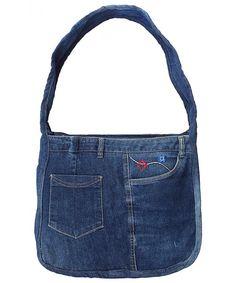 bbba952cbf6d Blue Denim Jean Hobo Shoulder Handbag Model DMB 075 - CB11WCSKSIJ