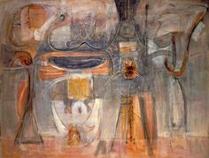 Mark Rothko, Untitled, 1945. Oil and charcoal on canvas. 208,3 x 270,8 cm. Collection of Kate Rothko Prizel