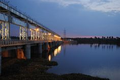 Location:Erode,Tamilnadu,India Build across the river cauvery.