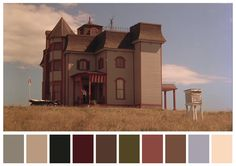 Days of Heaven Terrence Malick) / Cinematography by Néstor Almendros Movie Color Palette, Colour Pallette, Alfred Hitchcock, Renoir, Cinema Colours, Mission House, Hd Wallpaper Android, Color Script, Fritz Lang