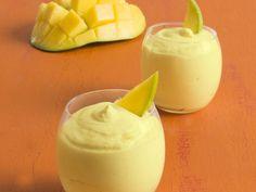 Mousse de mangue : Recette de Mousse de mangue - Marmiton