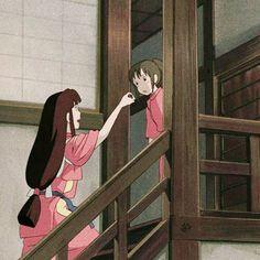 Spirited Away Wallpaper, Hot Anime Guys, Band Posters, Miyazaki, Designer Wallpaper, Aesthetic Anime, Pattern Design, Aurora Sleeping Beauty, Animation