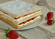 La millefoglie fragole e mascarpone è una deliziosa torta, davvero facile da fare, che conquista il palato di grandi e piccini.