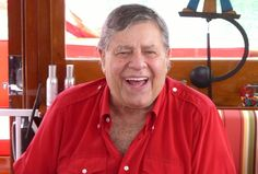 Jerry Lewis is among the comedians interviewed for