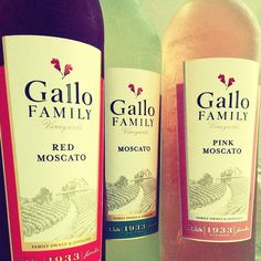 May 9th, 2013 - Happy National Moscato Day! | Red, White & Pink Moscato Wines from Gallo Family Vineyards| » Sweetnicks.com