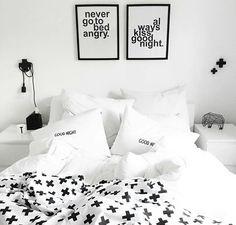 Bedroom posters.