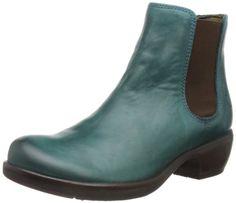 Fly London Womens Make Chelsea Boots: Amazon.co.uk: Shoes & Bags