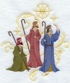 Machine Embroidery Designs at Embroidery Library! - Color Change - G7620