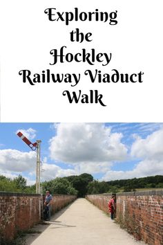 Exploring the Hockley Railway Viaduct Walk - Over 40 and a Mum to One