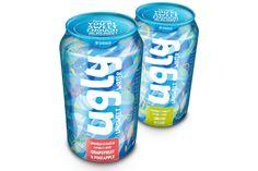 Ugly Water — The Dieline - Branding & Packaging Design