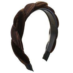 Ободок текстиль бархат - Ободки - Аксессуары для волос (взрослые) - Каталог - Гипермаркет аксессуаров