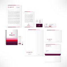 Branding. Papelería corporativa. Sakura VI http://www.sakurawok.com