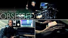 Dave Weckl Obsessed by Sabian