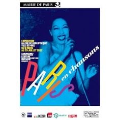 Jusqu'au 29 juillet : exposition Paris en chansons
