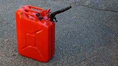 One Man's Quest for Gas Cans that Don't Suck