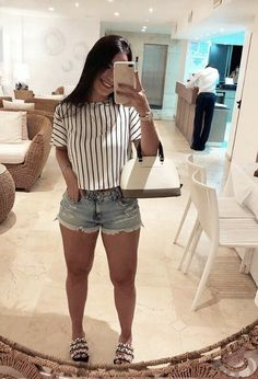 Stylish Summer Outfits, Cute Comfy Outfits, Chill Outfits, Mom Outfits, Casual Outfits, Look Fashion, Girl Fashion, Fashion Outfits, Hippie Style Clothing