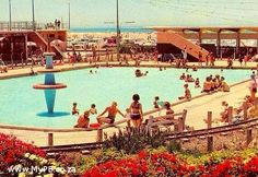Kings Beach pool PE