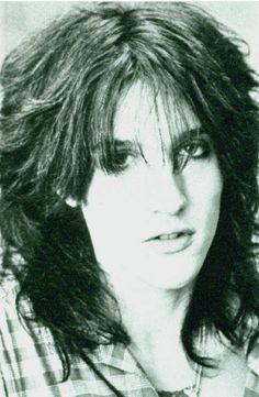 Steve Jansen. Japan (the band), late 1970's.