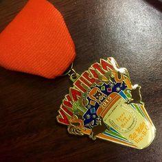 Bill Miller's Fiesta medal
