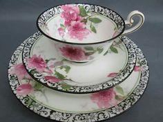 Tea Cup Trio