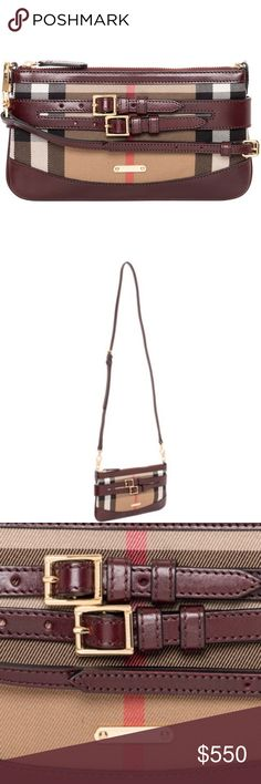 Brand New Burberry Crossbody It is an incredible item! I think the best is to take it in the bright sun in Malibu and the amazing blue green beach with black rocks. I love it because it is something that is so versatile. So it can all be used with everything! Walking your dog in Beverly Hills with this item can be so cool. It can be taken everywhere also! Bike riding in Venice is so stunning with it. I love it. Erewhon market in Calabasas will be good to take it. I adore it also. Buying it…