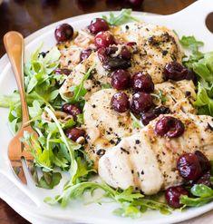 Салат с цыпленком и карри по рецепту индийской кухни Risotto, Ethnic Recipes, Food, Essen, Meals, Yemek, Eten