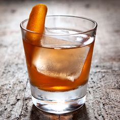 Traditional Elderfashion  1 tsp Club soda  2 dashes Angostura Bitters  1 oz St-Germain  2 oz Bourbon