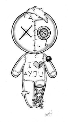 O voodu do amor incorrespondido Voodoo, It Works, Dolls, Shopping, Puppets, Babys, Doll, Girl Dolls