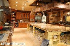 Beautiful, beautiful, beautiful kitchen