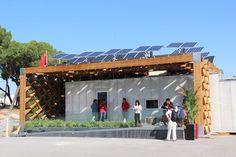 Para Eco - House   (Expo Solar Decathlon 2012)