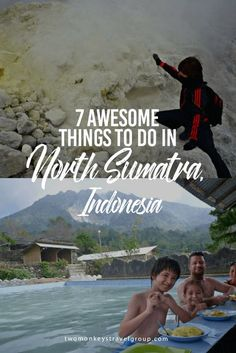Here are 7 awesome things to do in North Sumatra Indonesia. This is the country's largest fully-Indonesian island and it is an excellent place to explore. Cheap Travel Trailers, Travel Trailer Insurance, Cheap Travel Insurance, Ubud, Places To Travel, Travel Destinations, Travel Tips, Travel Ideas, Gunung Leuser National Park