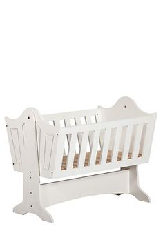 """The classic style makes it perfect for any baby nursery.<div class=""""pdpDescContent""""><ul><li> MDF</li><li> Duco</li><li> Assembly required</li></ul></div><div class=""""pdpDescContent""""><BR /><b class=""""pdpDesc"""">Dimensions:</b><BR />L100xW68xH91 cm<BR /><BR /><div><span class=""""pdpDescCollapsible expand"""" title=""""Expand Cleaning and Care"""">Cleaning and Care</span><div class=""""pdpDescContent"""" style=""""display:none"""