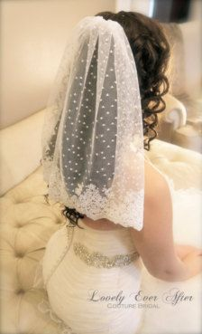 Wedding Veils: Birdcage Veils, Cathedral Length & More