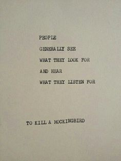 Truth ~