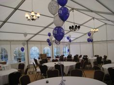 Marquee's can be used for 21st Celebrations......