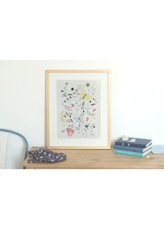 Butterflies by Studio Meez pour L'Affiche Moderne