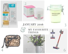 January 2016- The Little Pip favourite things