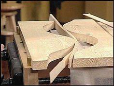 How to bend wood #WoodworkingIdeas #WoodworkingTips