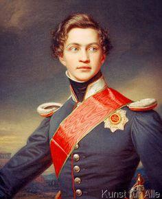 Joseph Karl Stieler - König Otto von Griechenland