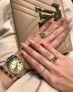 Read Montre bracelet from the story Book Photo by (PostBad) with reads. Nail Ring, Ring Verlobung, Cartier Love Band, Bracelet Cartier, Swarovski, Love Ring, Nude Nails, Glitter Nails, Love Bracelets