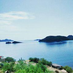 #SantaRosalia #BCS #BajaCaliforniaaSur #Mexico #Comondu #Playa #Costa #MarDeCortes #Ocean #Baiha by omarlucerohdez