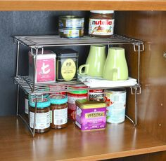 Tips to Organize Every Room in the House - Stackable Kitchen Organizers