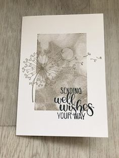 Scrap Happens Here - Stampin' Up! with Darla: Tuesday's Tip - Bokeh Dots and Dandelion Wishes