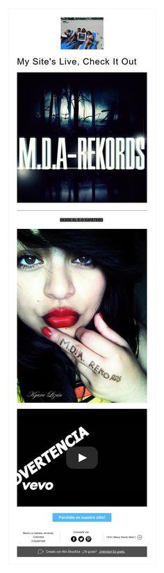 My Site's Live,Check It Out I Site, Check It Out, Rap, Live, Wraps, Rap Music