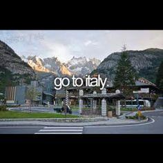 Before I die.