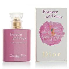 Forever And Ever от Christian Dior #ChristianDior  Christian Dior Forever And Ever – женский аромат, природная мощь которого основана на аромате дикой розы, которая издревле считается символом настоящей любви. Философия Forever And Ever, относящегося к элитной семье Dior, основана на исконной женственнос