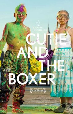 Cutie And The Boxer - Rotten Tomatoes